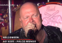 HELLOWEEN publica un video de su gira