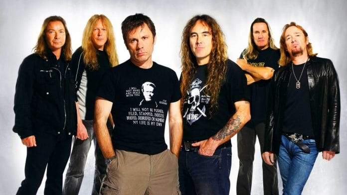 "IRON MAIDEN: ""Seventh Son Of A Seventh Son"", el mejor disco del grupo según una revista"