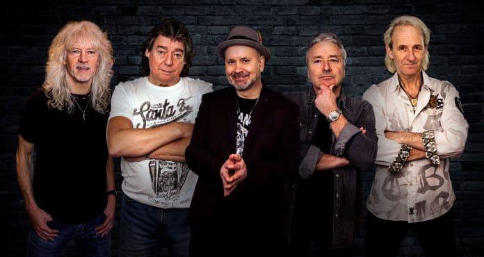 LIONHEART, el grupo del ex guitarrista de IRON MAIDEN, lanzará nuevo disco en 2020