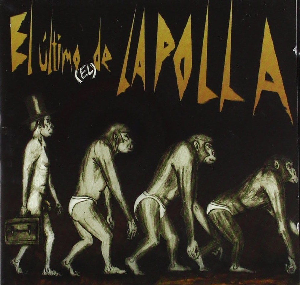 LA POLLA RECORDS: Todos sus discos ordenados de peor a mejor