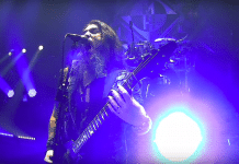 MACHINE HEAD toca