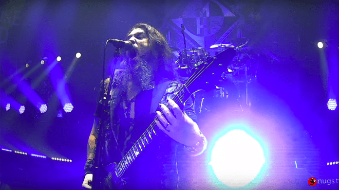MACHINE HEAD: Mira su último concierto de Alemania en alta calidad (Video)