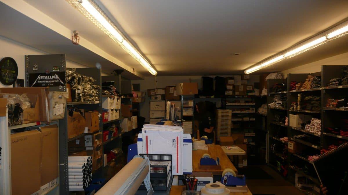 Así es por dentro el cuartel general de METALLICA en California (Video + Fotos)