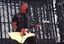 METALLICA rinde tributo a PHIL LYNOTT de THIN LIZZY en Irlanda (Video)