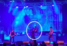 VOLBEAT explica porque canceló su concierto en Belfast: