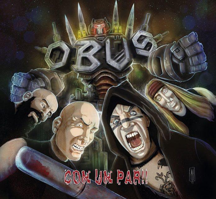 OBÚS lanzará su nuevo disco