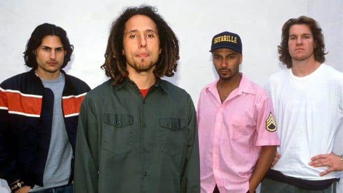 Rage Against The Machine tendría listo su regreso a los escenarios