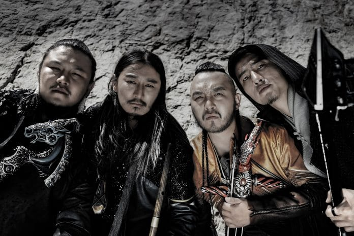 El grupo de heavy metal de Mongolia THE HU recibirá el premio más importante de su país