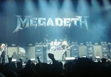 MEGADETH grabará nuevo disco antes del verano