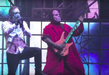 VIDEO: Mira la actuación completa de SLIPKNOT en el RESURRECTION FEST 2019