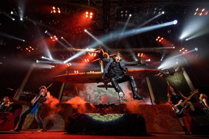 Iron Maiden en Estonia: set list, videos y fotos