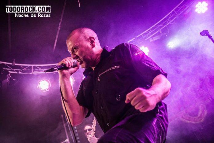 Crónica de Antigua en la sala Sound Stage de Madrid |5 de mayo de 2018