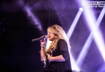 Mira a VIXEN actuar en Houston con su nueva cantante LORRAINE LEWIS (VIDEO)