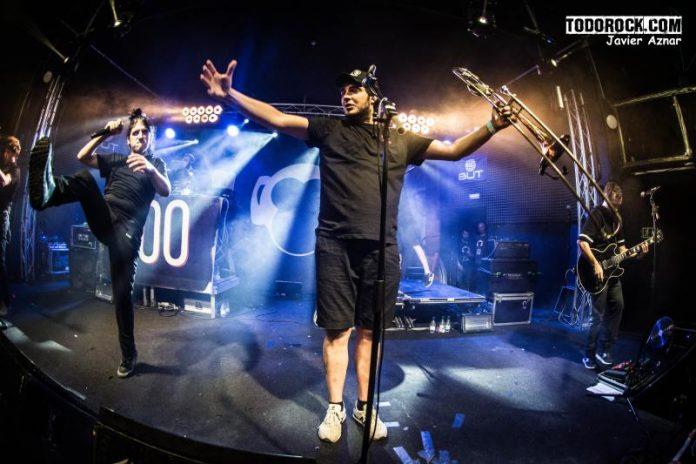 Crónica del concierto de Zoo + Machete en Boca en Madrid | 15 de marzo de 2018