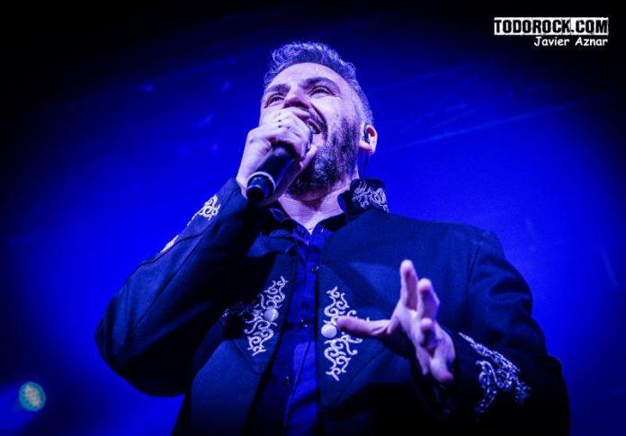 Saurom: fotos del concierto en La Riviera de Madrid | 15 de septiembre de 2018