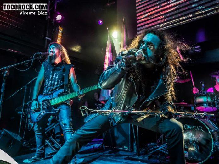 Crónica del concierto de Lyzzard y Vhaldemar en Madrid (2 de marzo de 2018)